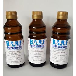 3 x 250ml Omega 3-6-9 BARF Öl