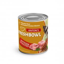 Hühnchen Bowl mit frischem...