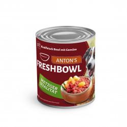 Rindfleisch Bowl mit Gemüse...