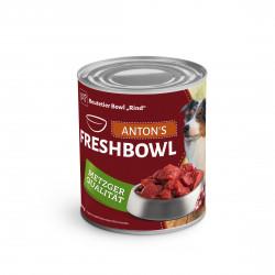 Beutetier Bowl Rind 400g...