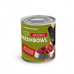 Wildfleisch Bowl pur 400g