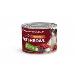 Beutetier Bowl Rind 200g